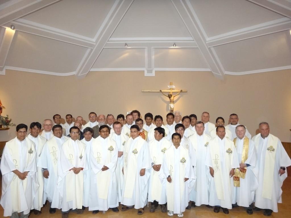 Retiro Provincial 2012