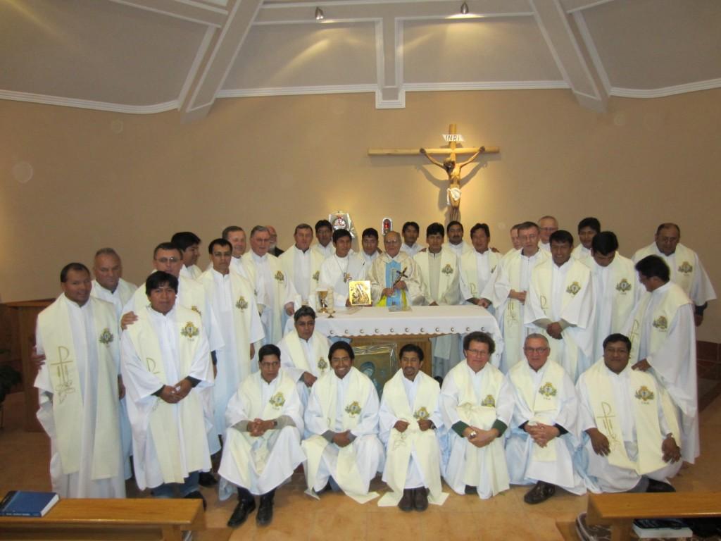 Retiro Provincial 2011