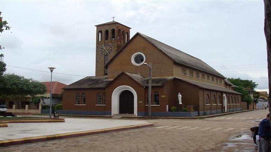 Parroquia de San Borja